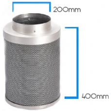 Rhino Pro Carbon Filter 8 Inch ( 200mm x 400mm ) ( 800m3/hr )